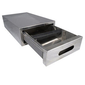Combining good looks & high quality, this unbreakable box drawer is designed for long-life & reliability!
