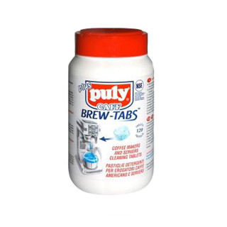 Puly Caff Brew Cleaner Tablets 120 X 4g