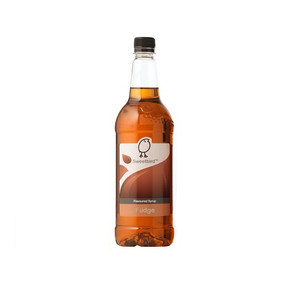 Sweetbird Fudge Syrup 1 Litre - Great with Coffees, Desserts or Milkshakes!