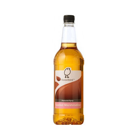 Sweetbird Toasted Marshmallow Syrup 1 Litre - Enjoy with milky drinks!