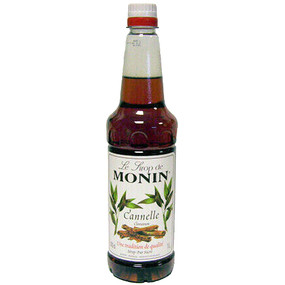 With its distinctive taste, MONIN Cinnamon syrup enhances many applications. Mix MONIN Cinnamon syrup in blended smoothies with a fresh apple. Try it and be amazed!