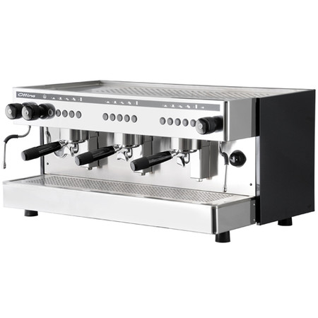 The Ottima 3 group commercial electronic espresso machine is the latest machine from Quality Espresso.