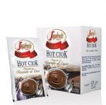 Segafredo Hot Ciok is a thick luxury Hot Chocolate made with the finest cocoa beans.   Case of 4 boxes of 25 x 25g sachets