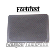 FORTIFIED Lambretta s1,2 & 3 Li/SX/TV/GP/DL GREY BRAKE PEDAL RUBBER