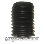 Vespa GS 160 / SS 180 Scooter BLACK RUBBER AIR HOSE BELLOWS / TUBE