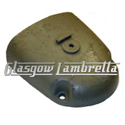 Lambretta GP 200 (+ all 175 & kitted engines) EXTRA FLOW AIR SCOOP Primed