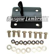 Lambretta Repro/Copy GIULIARI FACTORY STANDARD SEAT CATCH & FIXINGS S2 & S3 Scooters