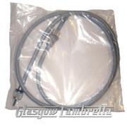 Lambretta SPEEDO / SPEEDOMETER CABLE to fit Italian type thread GP/DL/Li/SX/TV