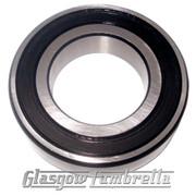 Vespa Small Frame HIGH LOAD REAR HUB BEARING - see list below (6005-2RSH)