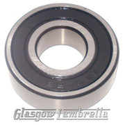 Vespa Autos HIGH LOAD FRONT HUB BEARING - see list below (6202 2RS) LX, GT, S etc