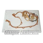Vespa PX200/e Italian COMPLETE GASKET SET - Non-Autolube, Top Quaity