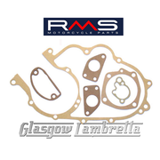 RMS Vespa GS 160 Scooter Italian COMPLETE ENGINE GASKET SET