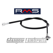 RMS Vespa GT GTS /125/250/Super 300cc Scooter Italian SPEEDO / SPEEDOMETER CABLE