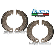 FA ITALIA Lambretta GP 2 Sets of BRAKE SHOES FRONT & REAR