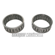 Lambretta Series 1, 2 & 3 HIGH LOAD CLUTCH NEEDLE BEARINGS x 2 Li/TV/SX/Special