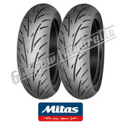 MITAS TOURING FORCE 350 x 10 SCOOTER TYRES x 2  P rated 93mph