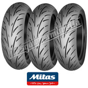 MITAS TOURING FORCE 350 x 10 SCOOTER TYRES x 3  P rated 93mph
