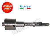 Vespa Small Frame LAYSHAFT / DRIVE SHAFT Italian by FA ITALIA  for 50/90/100, ET3, Primavera etc