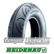 Single Heidenau K61 100 x 90 x 10 Scooter Tyre