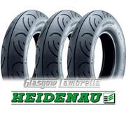 Heidenau K61 Scooter Tyre Combo = 2 of 350 x 10 + 1 of 100 x 90 x 10 (3 tyres)