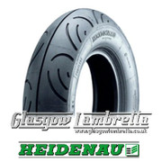 Single Heidenau K61 350 x 10 Scooter Tyre