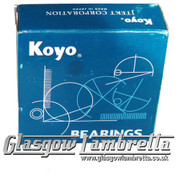 Koyo Lambretta GP/DL etc HIGH LOAD MAIN DRIVE-SIDE BEARING