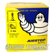 Michelin 17MD Airstop INNER TUBE Single
