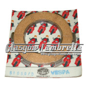 SURFLEX S1059/D 3 PLATE CLUTCH CORK SET for Vespa Sprint/Super/P125/150 & LML 125/150 2 Stroke etc