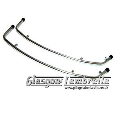 Vespa PX /T5/ LML Stainless Steel Single Side Crash Bars