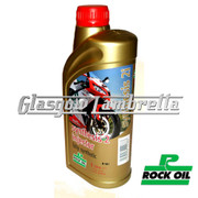 ROCK OIL SYNTHESIS 2 INJECTOR FULLY SYNTHETIC 2 STROKE ENGINE OIL 1 Litre Bottle