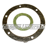 Lambretta S2 & S3 MAG HOUSING & DRIVE SIDE GASKETS