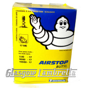 Michelin 17ME Airstop INNER TUBES Set of 2