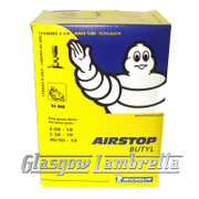 Michelin 19ME Airstop INNER TUBES Set of 2