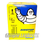Michelin 18MF Airstop INNER TUBES Set of 2
