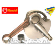Top Quality! MAZZUCCHELLI Italian Vespa PX 200 P200e /Disc/Cosa Rally CRANKSHAFT