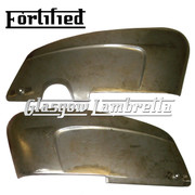 FORTIFIED Lambretta SX 150, Li Special, s3 TV SIDE PANEL SET (Original Innocenti spec)