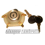Vespa Small Frame HEADSET IGNITION SWITCH + KEYS Primavera/et3/PK/50/90/100 etc