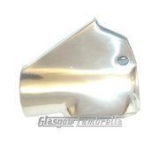 Lambretta Li Series 3 Scooter TOP SPEC POLISHED ALLOY LIGHT SWITCH COVER