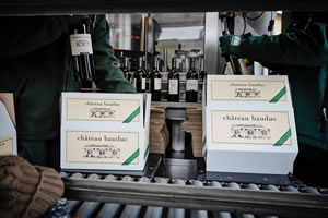 Bottling of 2018s