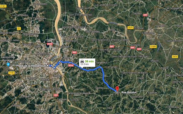 acheter populaire 4ffc7 c1531 Blimey, 20 years. And a Bordeaux to Bauduc Express - Chateau ...