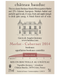 Merlot Cabernet 2014 Back label