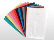 Color Merchandise Bag 20x20x5 w/Die-cut handle