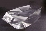 "LLDPE Gusseted  Bag  in a box  6"" x3"" x15"""