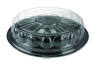 "CaterWare 16"" Round Dome & Base Combo"