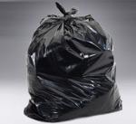 45 Gallon Trash bag 1.7 mil Blk