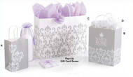 Collection Silvery Chic Recycled Shoppers