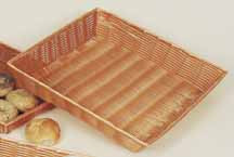 """Poly Willow Tray - Large - 20"""" x 13.5"""" x 4"""" Washable"""