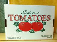 Tomato box Lid Top view.