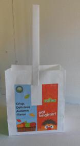 Custom Printed Apple Bags  1/2 Peck or One Peck