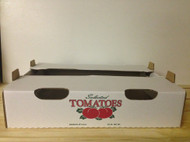 10 lbs. Tomato Box (Flat)
